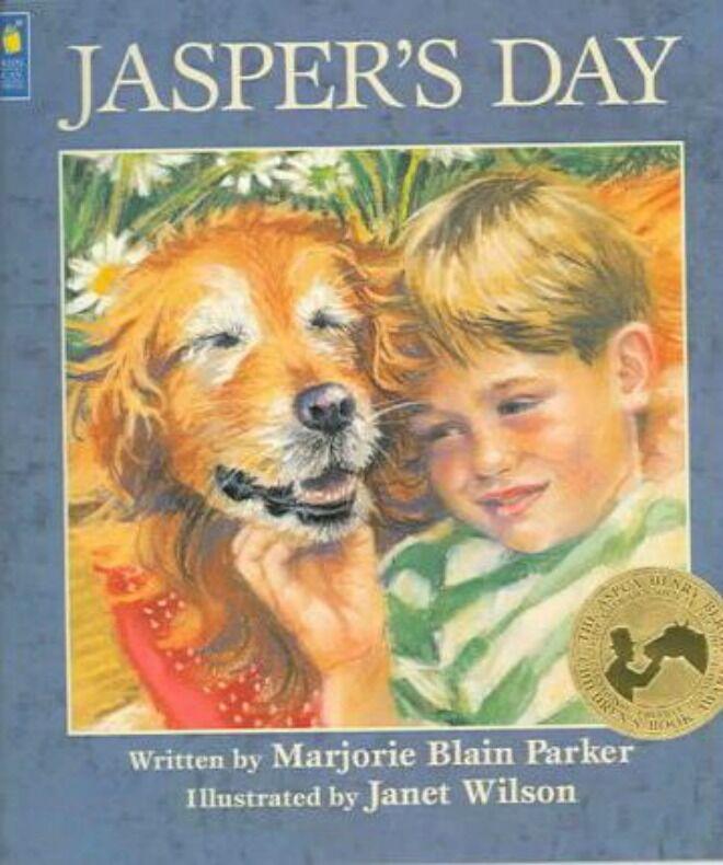 Jasper's Day by Marjorie Blain Parker