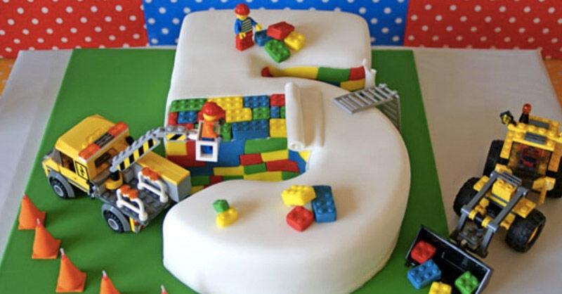 Cakespiration 18 Awesome Lego Cakes To Build Mum S
