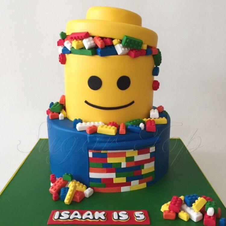 Cakespiration 18 Awesome Lego Cakes To Build
