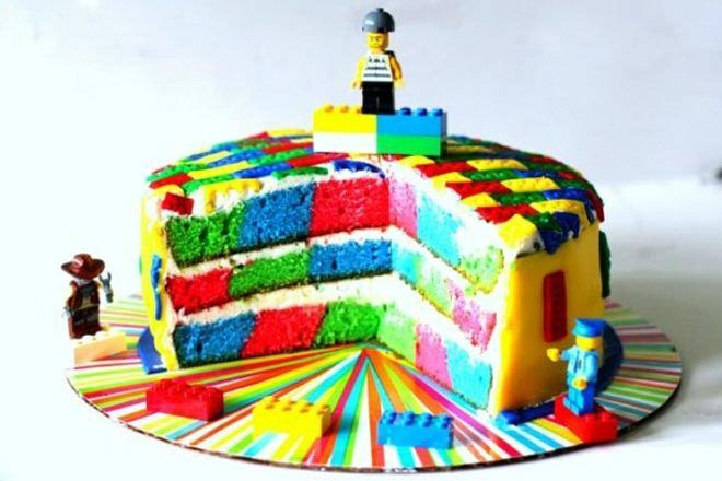 Best 18 Lego Cakes Ideas For Birthday S Mum S Grapevine