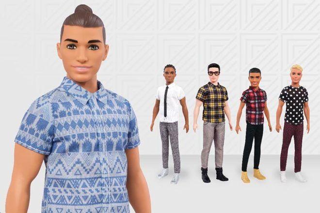 new hipster Ken dolls 2017