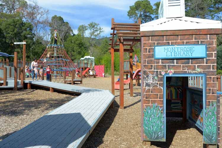 best playgrounds Melbourne
