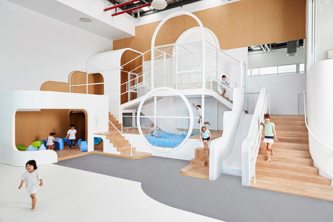 The New Nubo Play Centre In Sydney Is Mind Blowing