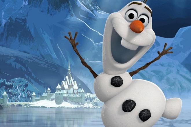 new frozen movie