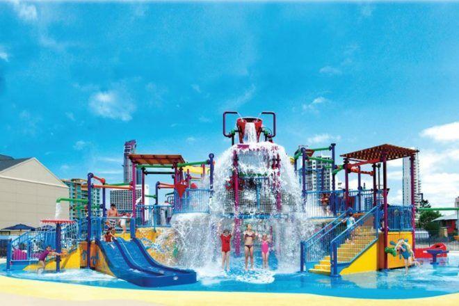 Paradise Resort Gold Coast water park