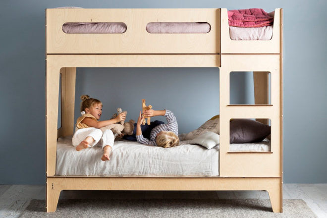 Plyroom Castello Bunk Bed Putting Safety First