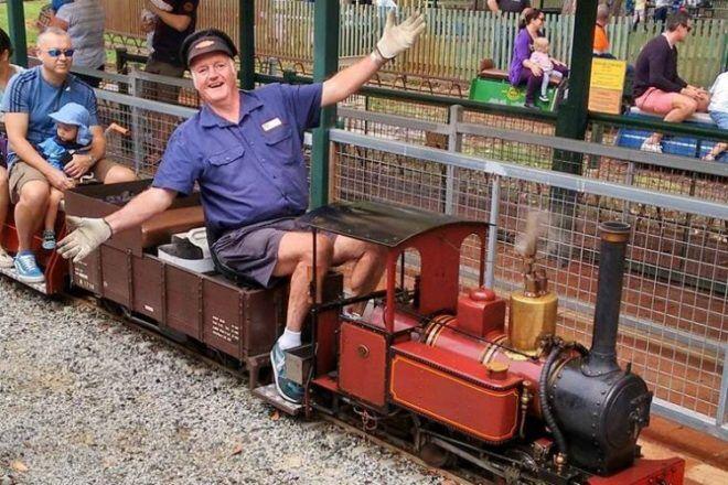 Sterling Miniature Railway