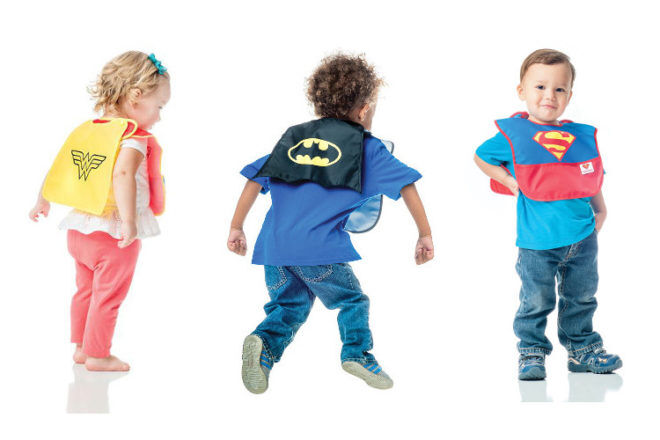 Bumkins Superbib with cape