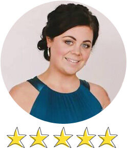 Alexandra Guy 5 stars reviewer
