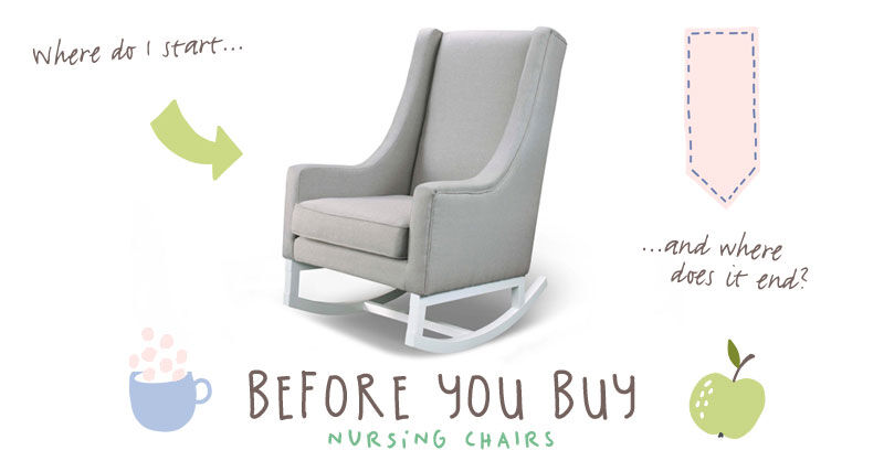 differently b52db 64771 Before You Buy Guide: Nursing Chairs