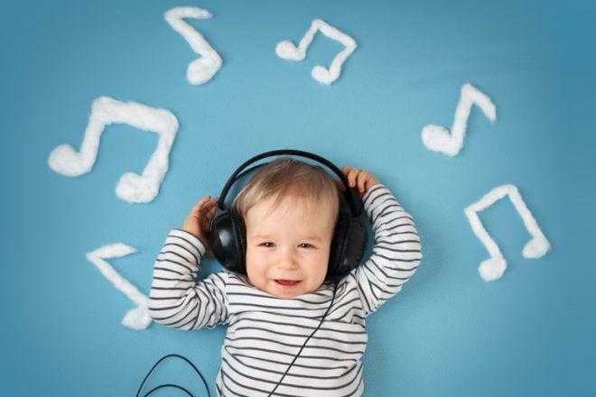 Pop music songs inspired baby names