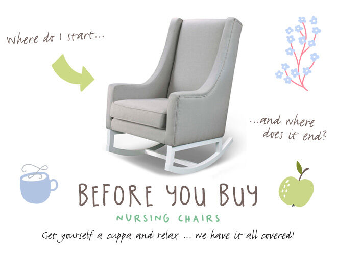 Before You Buy Guide Nursing Chairs