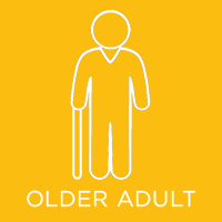 Older Adult Icon