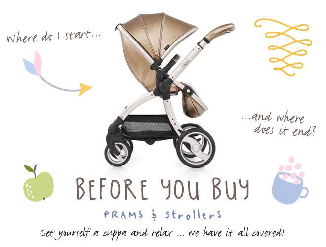 Pram & Stroller buying guide