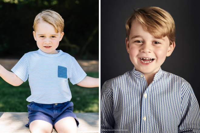 Prince William 4th Birthday