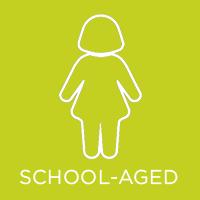 School Aged Icon