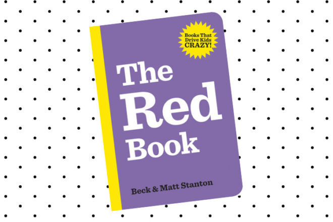 The Red Book by Beck and Matt Stanton