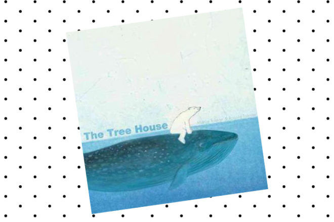 The Tree House picture book cover