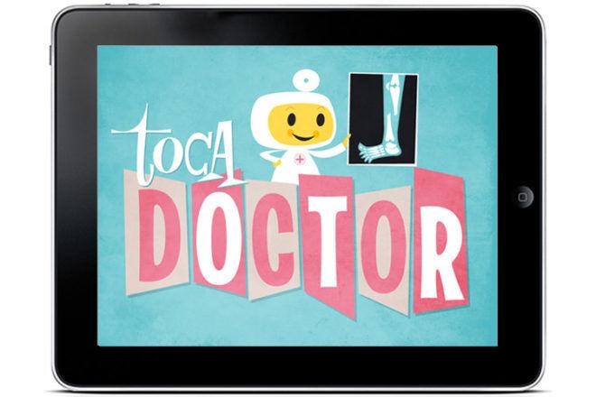 Toca Doctor App review
