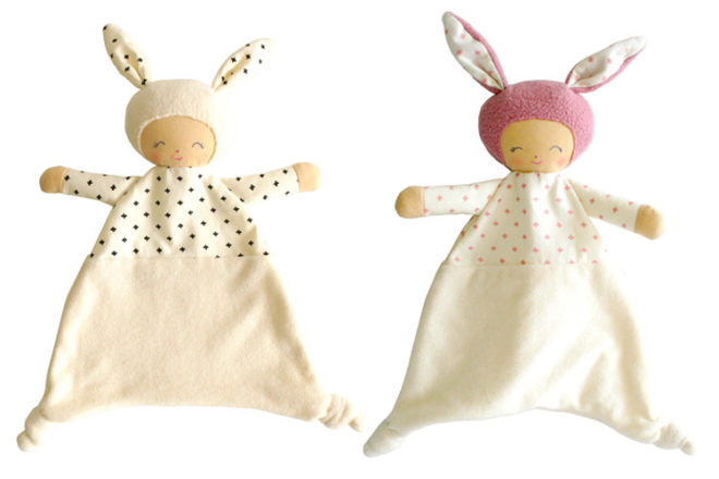 Move baby into own room to sleep - Alimrose baby comforters