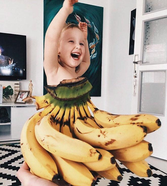 Alya Chaglar Bananas