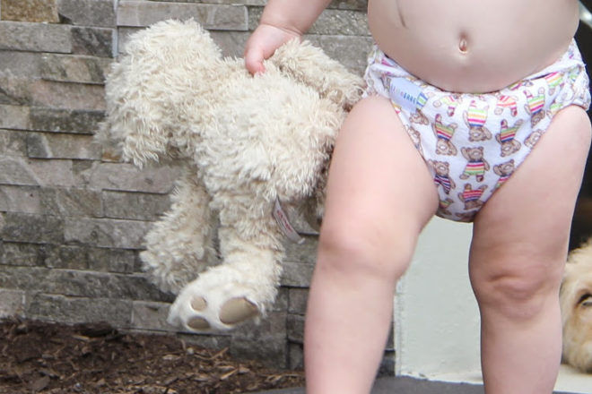Baby Bare cloth nappy trial pack