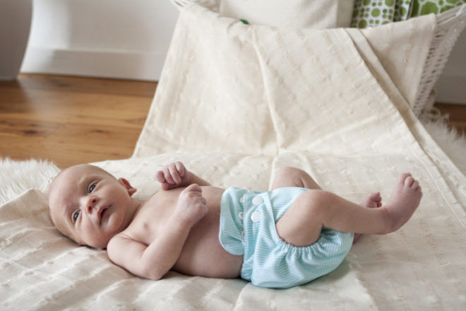 Bambooty cloth nappy trial packs