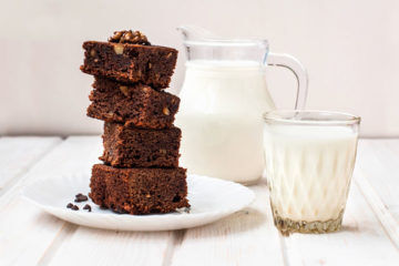 Brownies & Milk