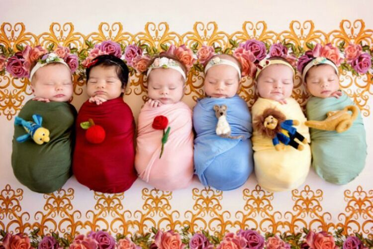 disney-princess-belly-babies