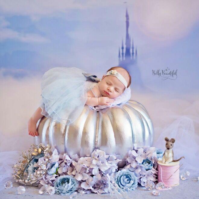Cinderella Disney Princess Belly Babies