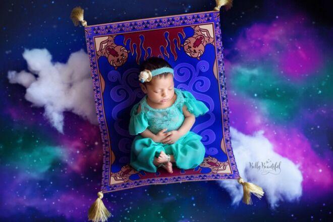 Jasmine Disney Princess Belly Babies