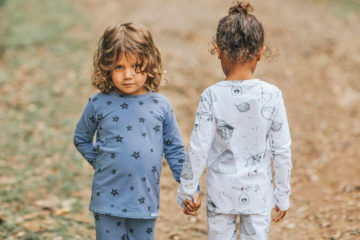G. Nancy kids organic pj's