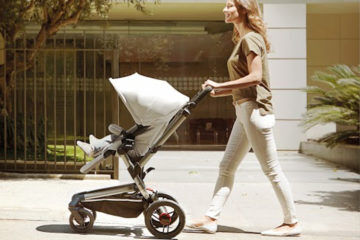 Jane Australia Chrome Rider pram