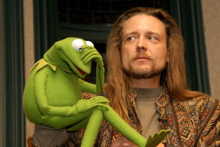 Steve Whitmire Kermit the Frog