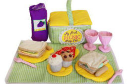 Soft Play Picnic Set