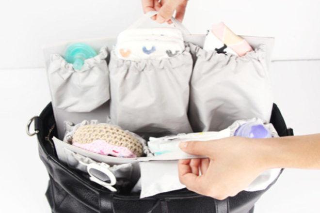 ToteSavvy nappy bag insert