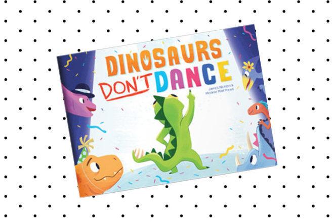 Dinosaurs Dont Dance