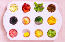 toddler finger food tray ideas