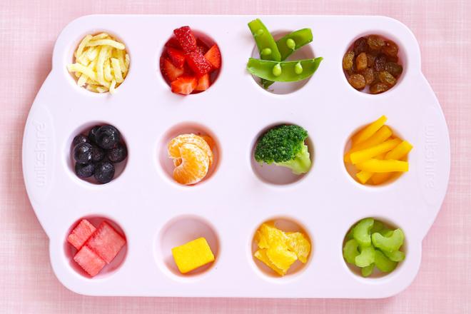 fun toddler food tray ideas