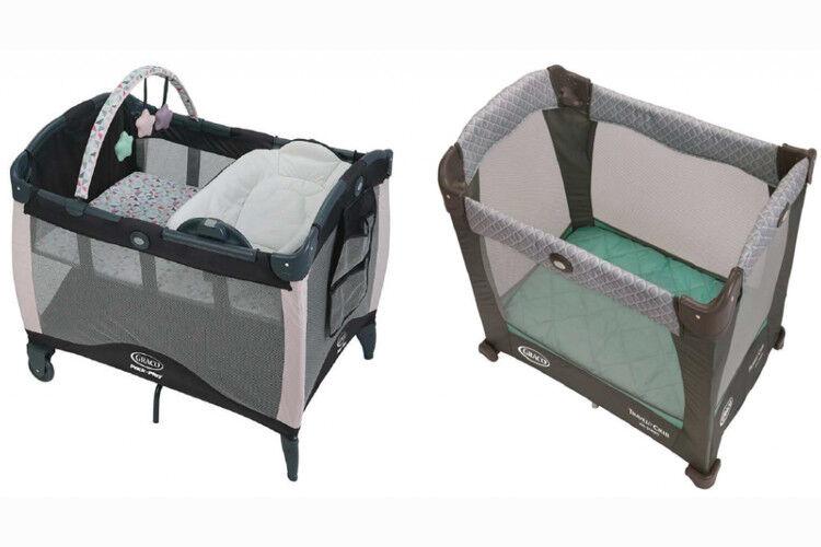 Graco Portable Crib Recall