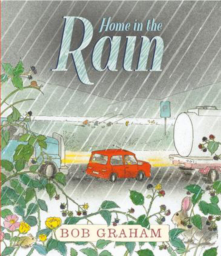 Home in the rain - Childrens Book of the Year winners 2017