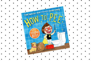 How to Pee book