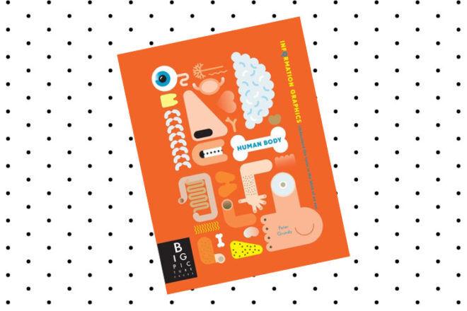 Infographics Human Body book