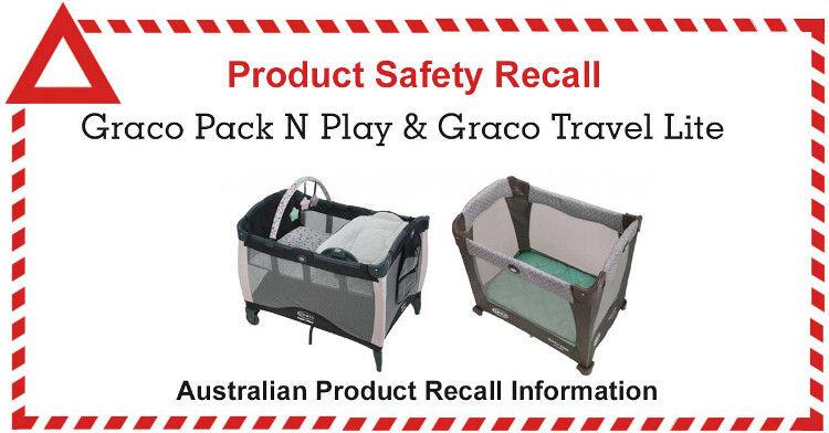 Popular Portable Bassinet And Travel Cot Recall Mum S