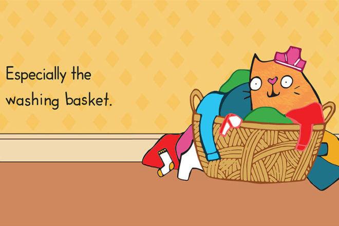 Basket Cat book review
