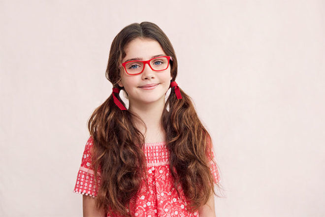Collette Dinnigan launches children's eyewear collection