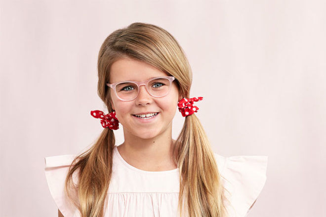 Collette Dinnigan launches children's eyewear range