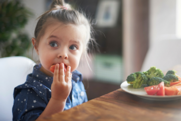 easy ways to increase family's veggie intake