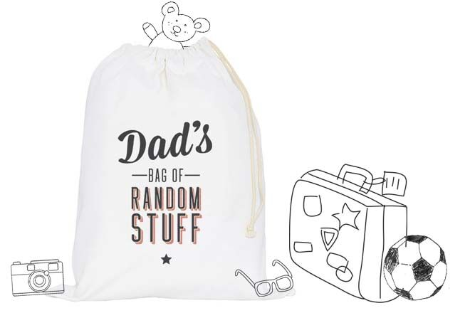 Father's Day Identity Direct personalised presents