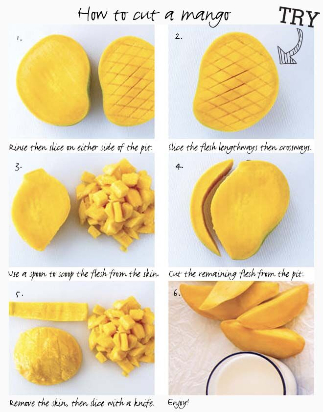 Mr KP mangoes are mum's best friend